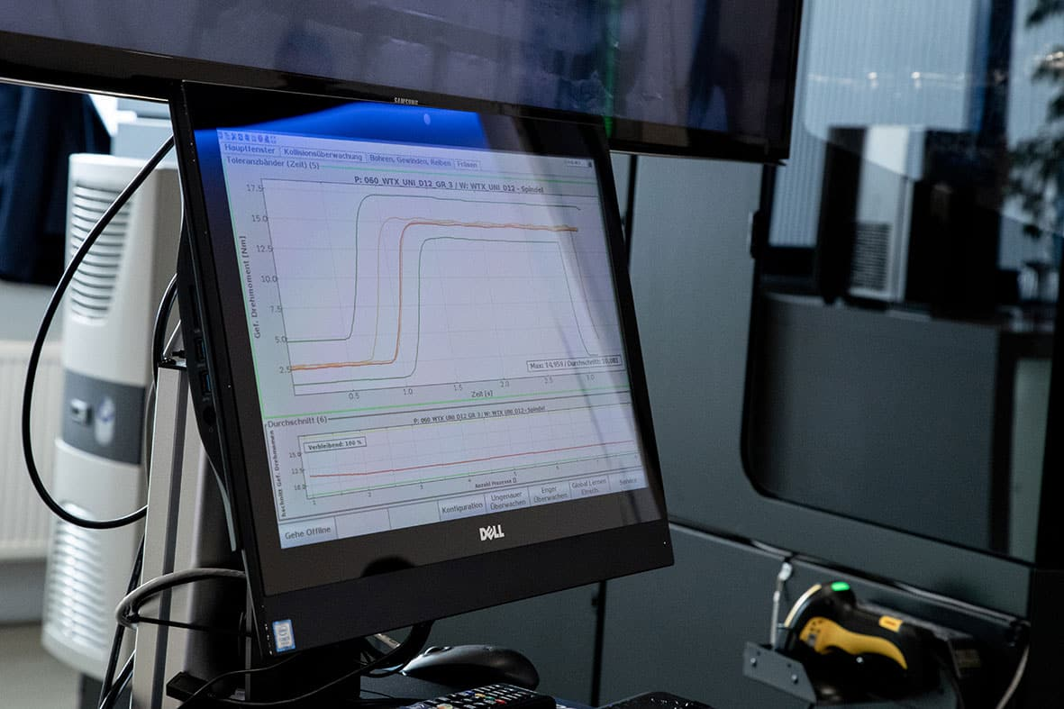 ToolScope bietet einen objektiven und transparenten Blick auf Fertigungsprozesse. Es schützt Werkzeug und Maschine, hilft Schäden zu vermeiden und beschleunigt Fertigungsabläufe.