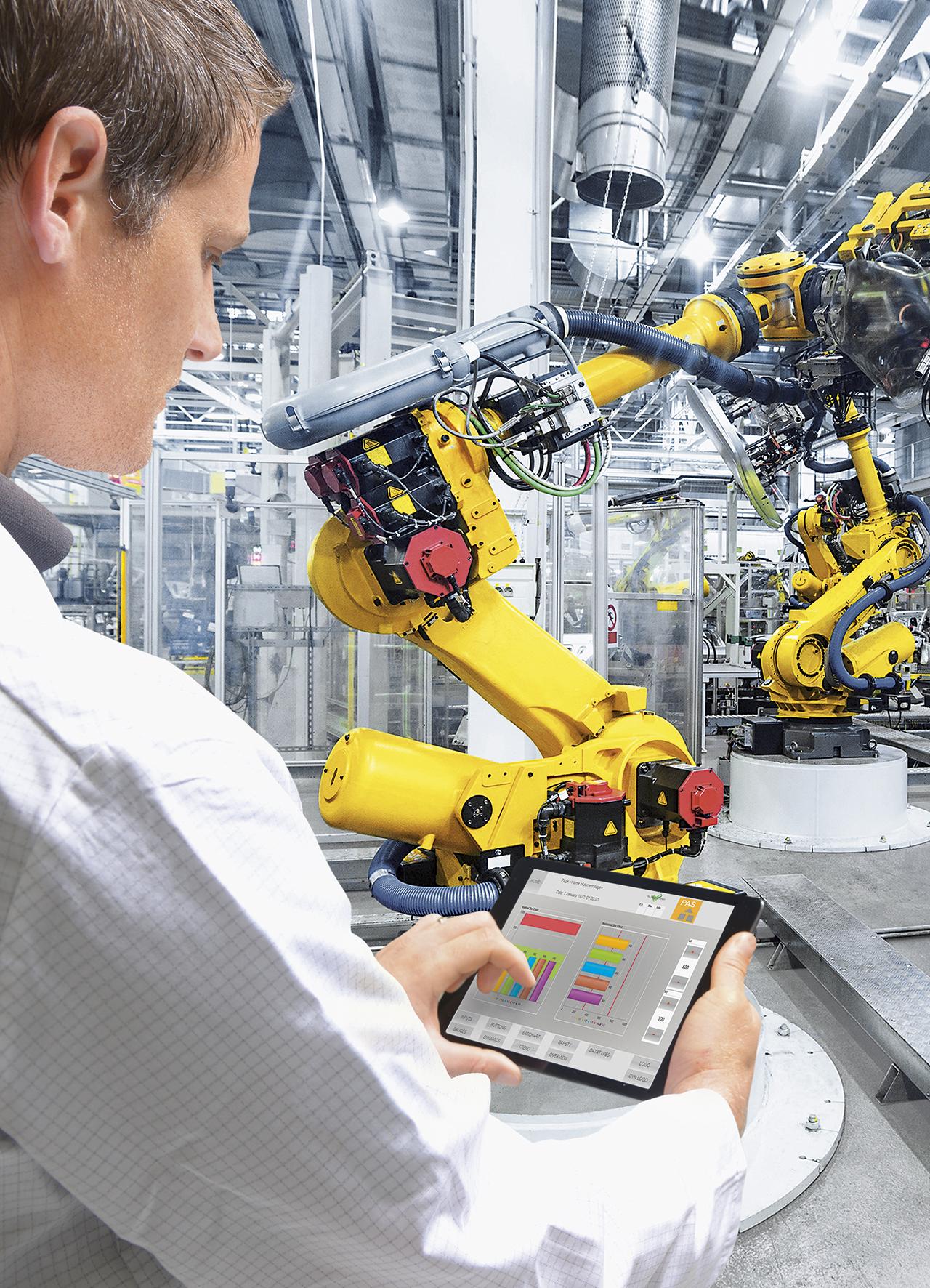 Bei den angestrebten Produktionssystemen handelt es sich um hochgradig vernetzte Strukturen mit einer Vielzahl von beteiligten Menschen, IT-Systemen, Automatisierungskomponenten und Maschinen. Zwischen den teilweise autonom agierenden technischen Systemkomponenten findet ein reger und oft zeitkritischer Daten- und Informationsaustausch statt. Sicherheit wird zum erfolgskritischen Faktor.