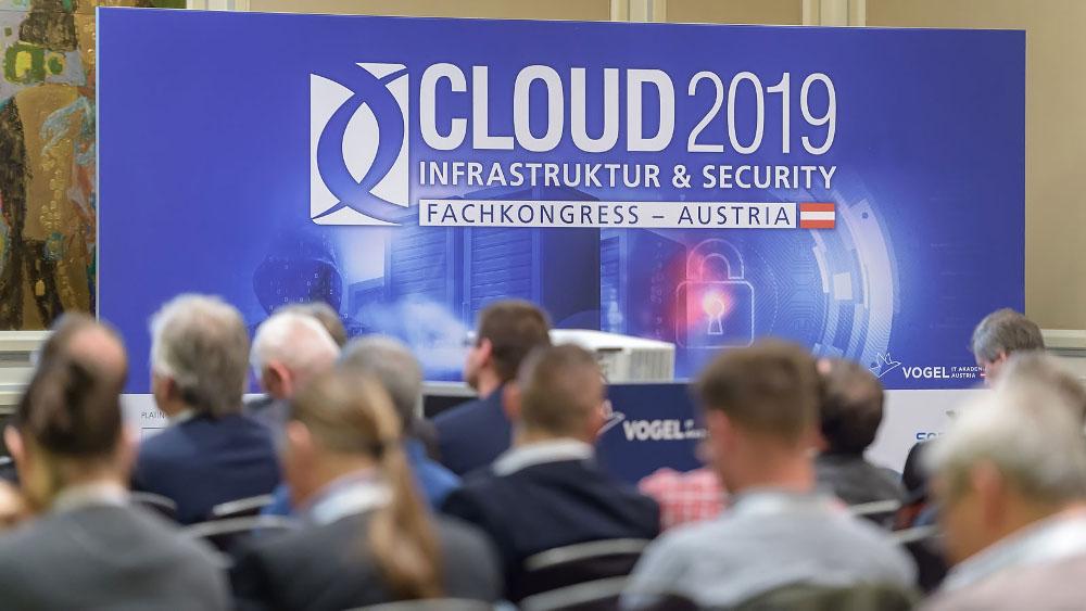 Zum zweiten Mal in Folge veranstaltet die Vogel IT-Medien den CLOUD Infrastruktur & Security Fachkongress in Wien – über 250 Teilnehmer folgten der Einladung!