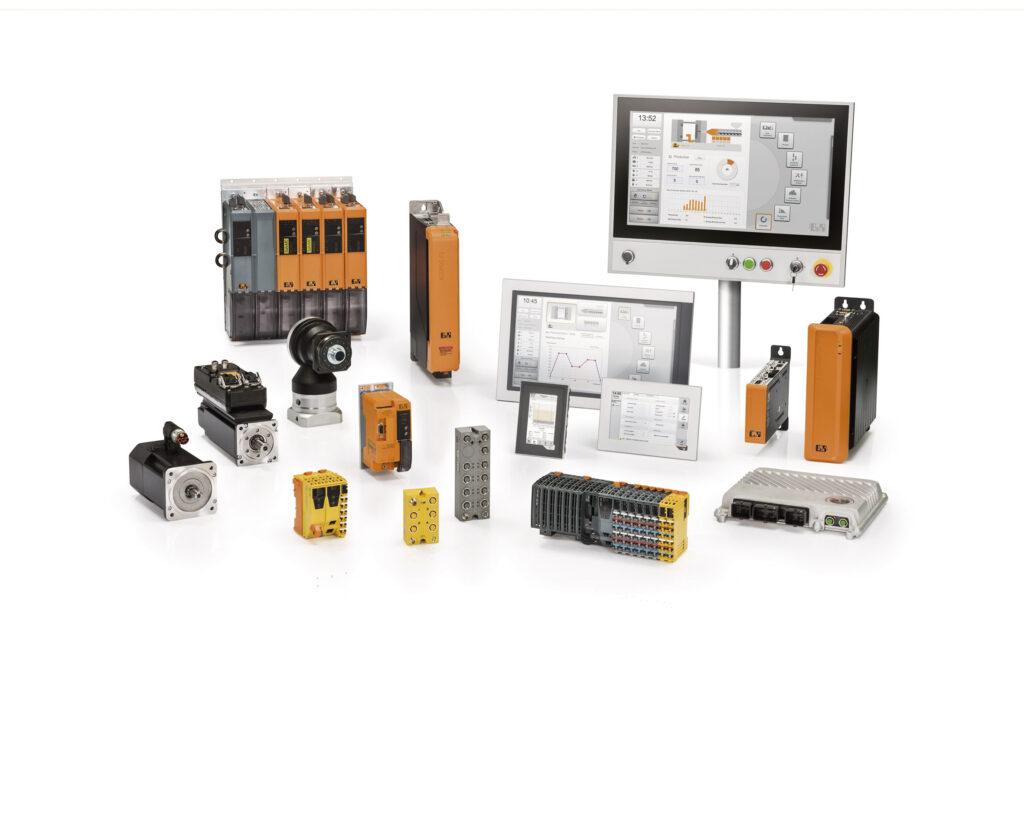 Die Automatisierungs-Hardware von B&R lässt sich optimal in Aprol-Systeme einbinden.