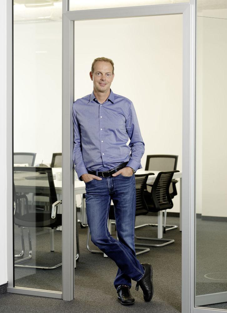 Bernd GROSS startete mit seinem Start-up Cumulocity bei der Software AG richtig durch. Seit Jahresbeginn ist Bernd Groß, CTO bei der Software AG.
