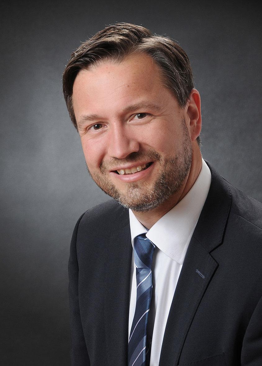 Frank Balow, Kryptografie-Spezialist und Director Consulting Identity and Key Management, CISSP bei der Security Division von NTT