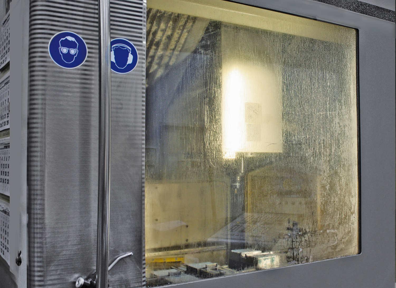 Die Sicherheitsscheiben von HEMA sind auch mit integrierter LED-Beleuchtung erhältlich.   Bild: HEMA