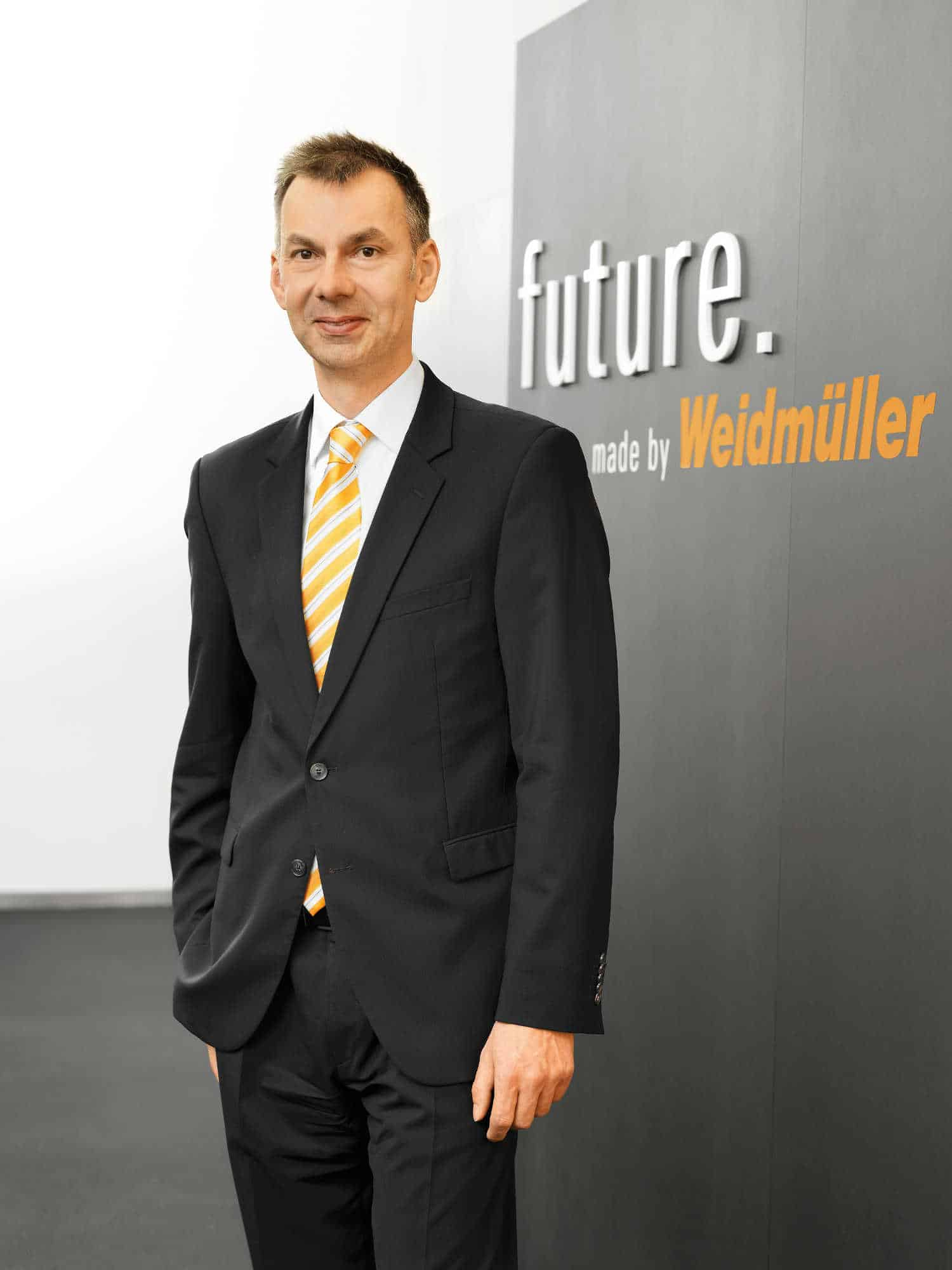 Übernimmt interimsmäßig: Josef Gross (Executive Vice President Sales and Marketing North and Eastern Europe) | Bild: Weidmüller