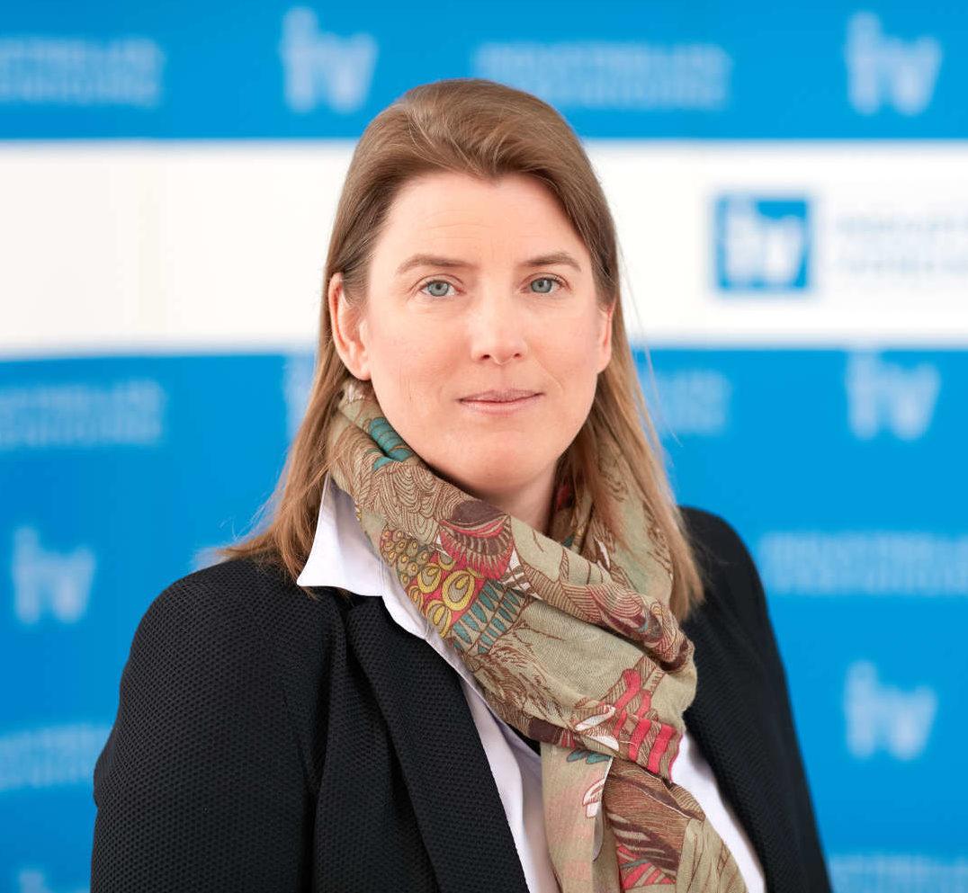 """Isabella Meran-Waldstein: """"Nur wenn der Forschungsmotor läuft, können wir die industrielle Produktion auf lange Sicht in Österreich halten."""""""