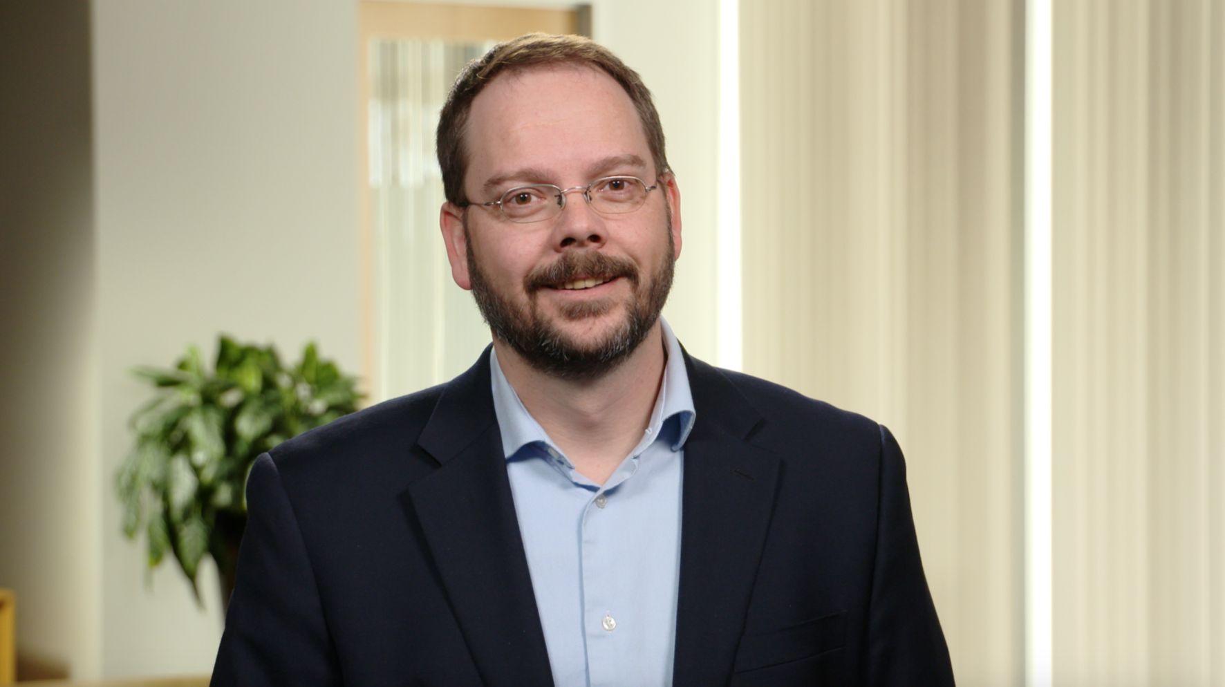 """Lars Herrmann: """"Wir machen seit über 15 Jahren Enterprise Business und diese Erfahrung spricht für sich."""""""