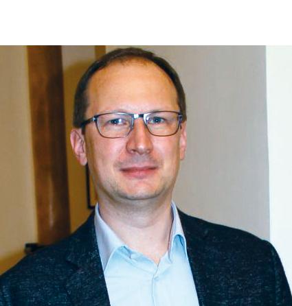 Klaus Lussnig Industrial Automation Geschäftsführer