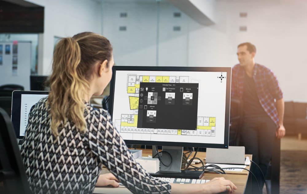 Mittels zenon können die unterschiedlichsten Daten ausgewertet werden und einen Gesamtüberblick für das betreffende Gebäude verschaffen.