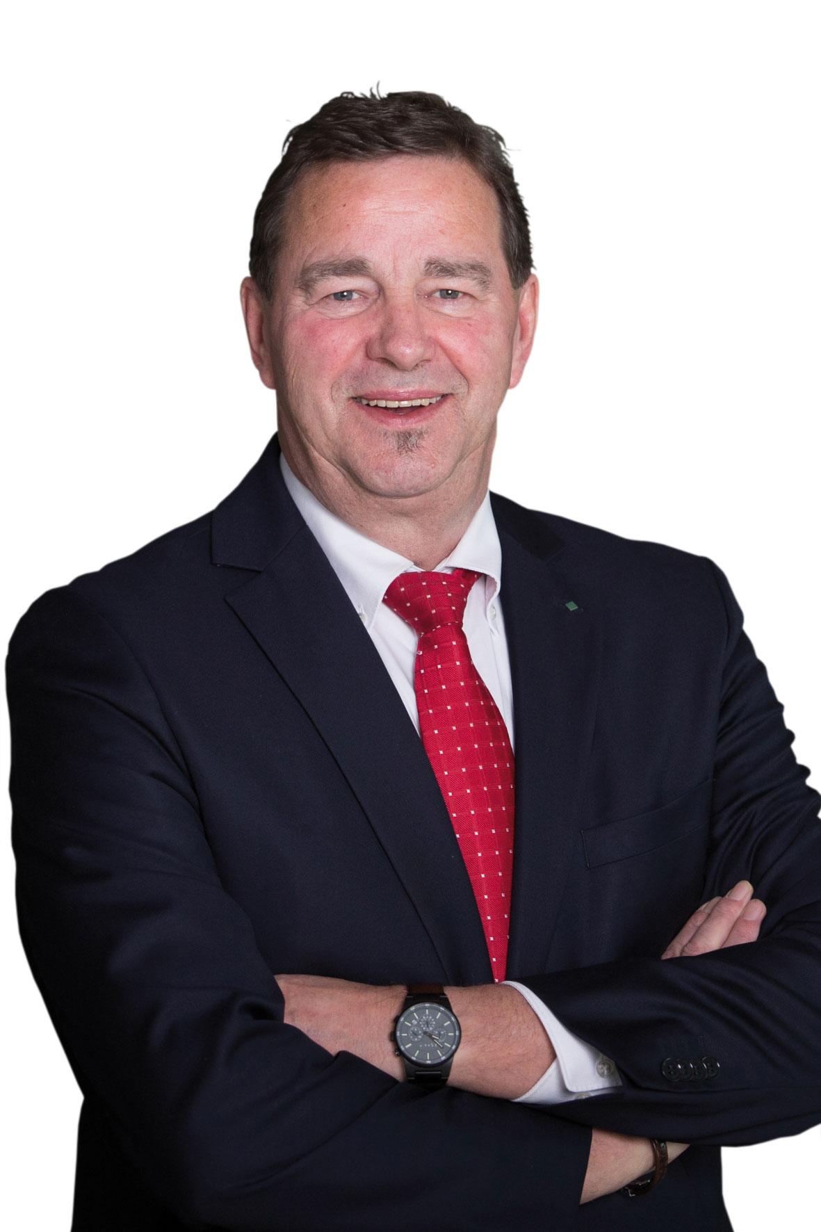 Prof. Dr. Wilfried Sihn, Geschäftsführer von Fraunhofer Austria Research.