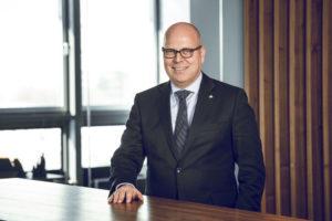 Borries Schüler, Vorstand Product Management and Engineering Hoffmann SE