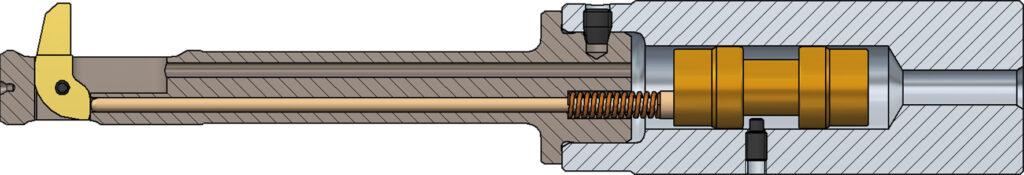Einfacher und modularer Aufbau: Das Funktionsprinzip des BSF-Werkzeugs hat sich bewährt.