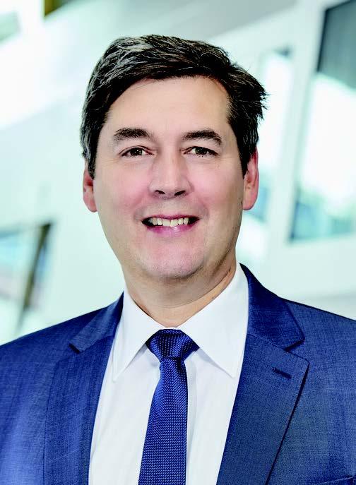 Kenneth Sundberg, Managing Director After Market Sales