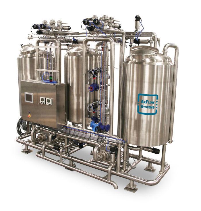AxFlow-Lösungen bieten ein breites Angebot an Pumpentechnik.