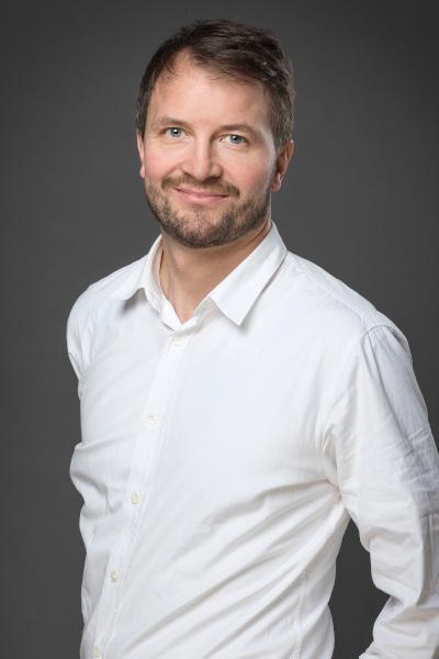 """Christian Floerkemeier CTO, Vice President Products und Mitgründer bei Scandit: """"Wir sehen uns auf jeden Fall als globaler Innovationstreiber."""""""