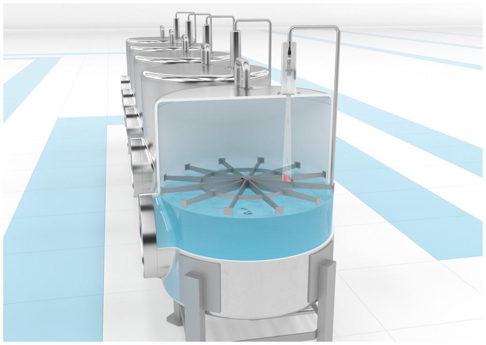 Das Messprinzip der Ultraschallsensorik ist ausgesprochen robust und unempfindlich gegen Störeinflüsse.