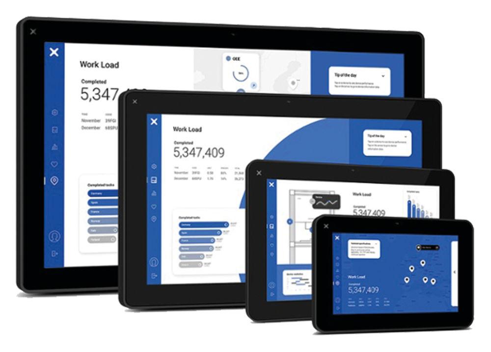 Das industrietaugliche Browser-Panel JSmart 700M-WEB ist nur eines der Highlights, das T&G bei der Smart in Linz vorstellt.