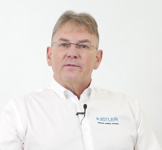 """Peter Jäger übernimmt die Leitung der neuen """"Kistler Akademie"""", unter der Kistler die Ausbildungsangebote künftig bündelt und weiter ausbaut."""