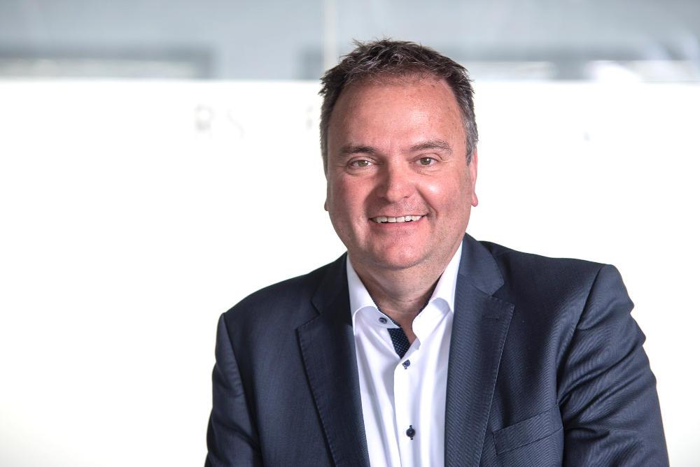Dipl.-Ing. Rainer Ostermann, der Geschäftsführer Festo Österreich, freut sich auf das persönliche Wiedersehen in Linz.